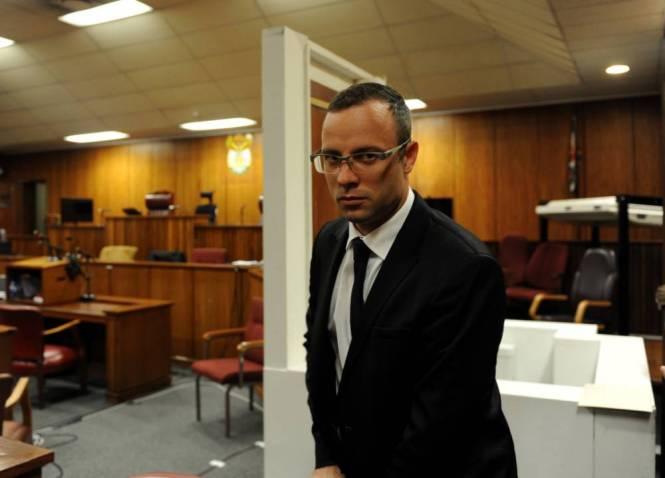 Oscar Pistorius trial: Athlete recalls moment he shot Reeva Steenkamp