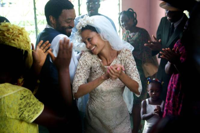 Chiwetel Ejiofor and Thandie Newton in Half Of A Yellow Sun (Picture: supplied)