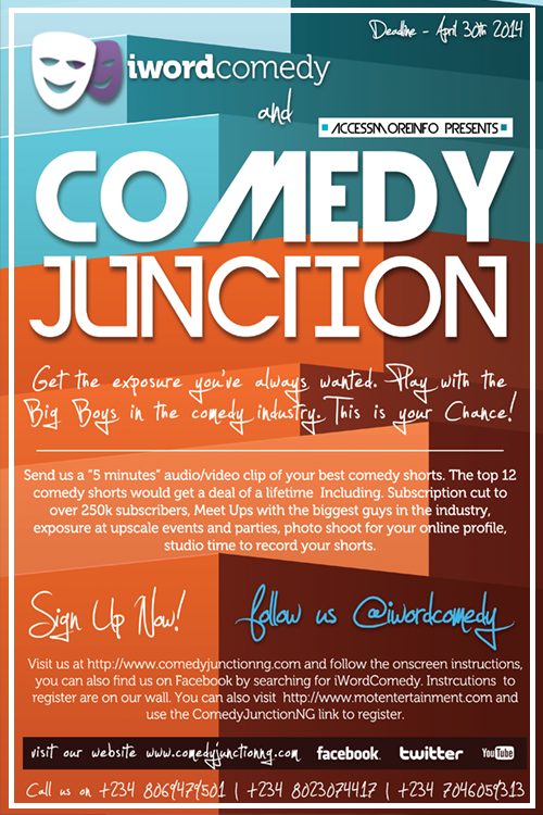 iWord Comedy Junction