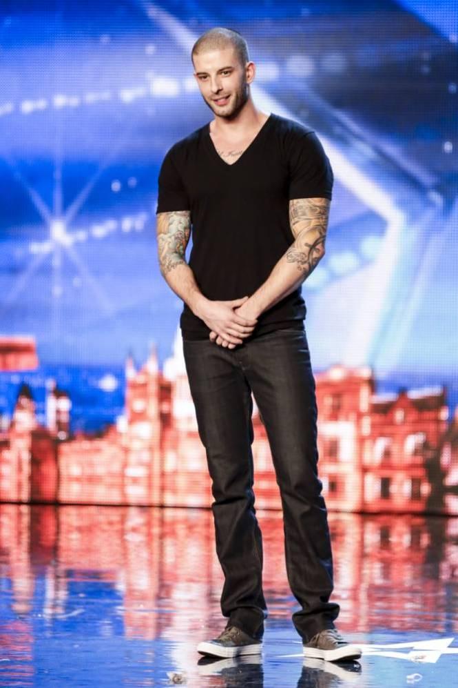 Britain's Got Talent Darcy Oake